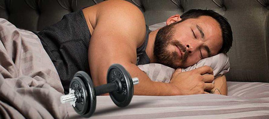 Søvn: En viktig del av treningen