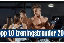 TOPP 10: De største treningstrendene i 2020