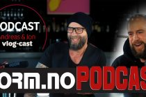 Adolfsson & Klasbu – iForm.no Podcast – Ep.1