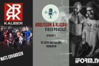 Adolfsson & Klasbu – iForm.no Podcast – Ep.5