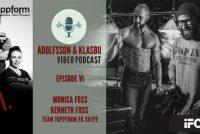 Adolfsson & Klasbu – iForm.no Podcast – Ep.6 – Del 1