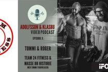 Adolfsson & Klasbu – iForm.no Podcast – Ep.10