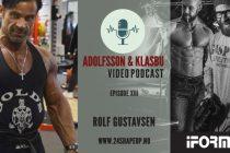 Adolfsson & Klasbu – iForm.no Podcast – Ep.13 – Rolf Gustavsen åpner nytt treningssenter