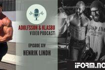 Adolfsson & Klasbu – iForm.no Podcast – Ep.14 – Henrik Lindh om sportsfiske og bodybuilding