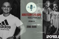 Adolfsson & Klasbu – iForm.no Podcast – Ep. 15 – Treningsvolum, intensitet, og frekvens med Juma Iraki