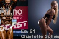 iForm.no – Bodybuilding & Fitness Podcast – Ep. 21 – Charlotte Sollien Moe
