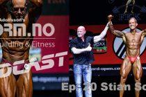 iForm.no – Bodybuilding & Fitness Podcast – Ep. 20 – Stian Solgård