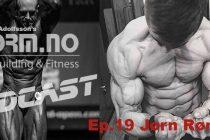 iForm.no – Bodybuilding & Fitness Podcast – Ep.19 – Jørn Rønåsen