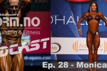 iForm.no – Bodybuilding & Fitness Podcast – Ep. 28 – Monica Foss